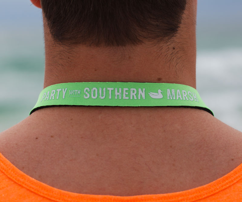 Neon Green - Party with Southern Marsh
