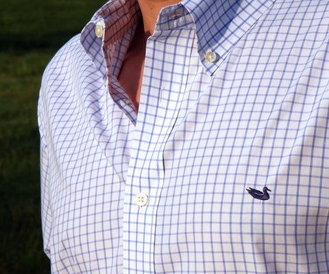 Mallard Tattersall Dress Shirt
