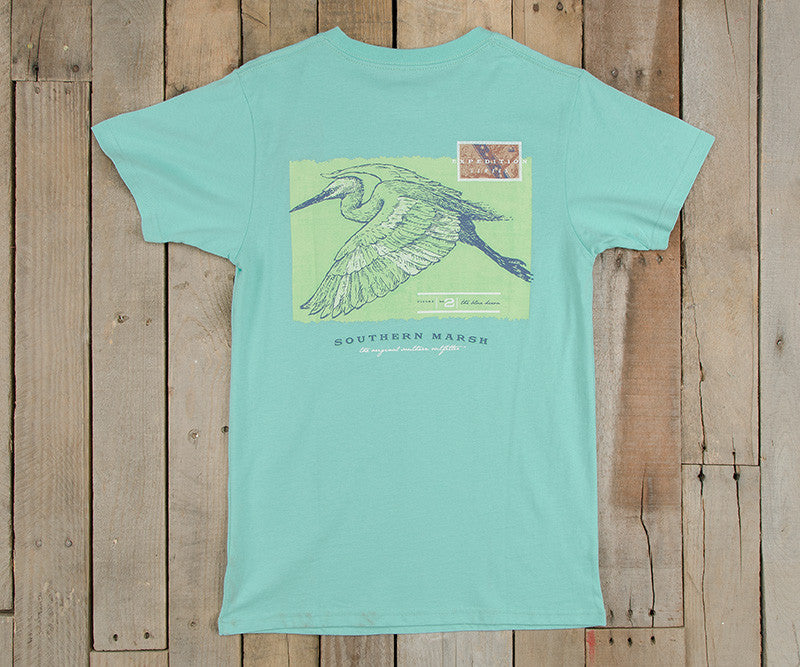 Expedition Series Tee - Heron