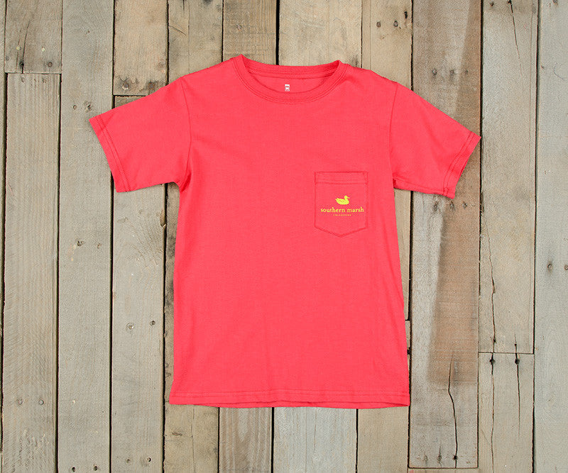 Youth Offshore Pocket Tee