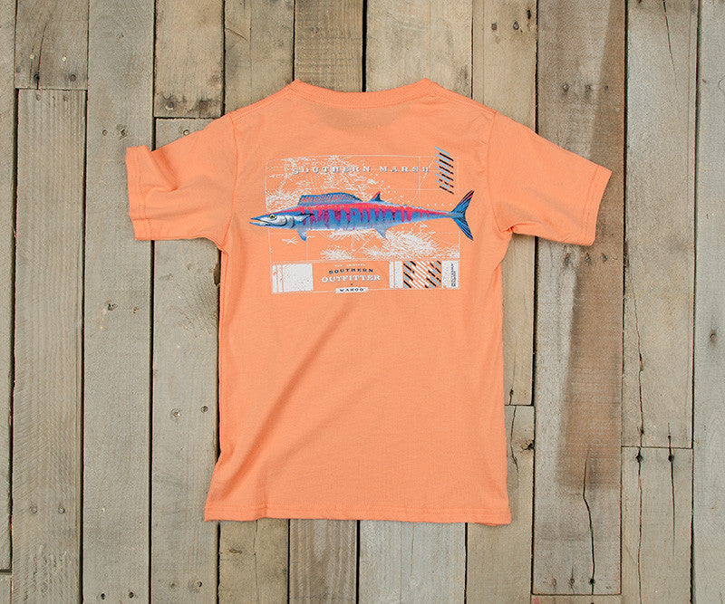 Youth Outfitter Collection Tee - Wahoo