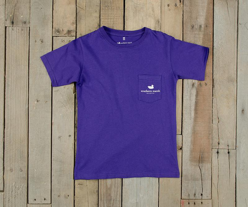 Youth Expedition Series Tee - Pelican