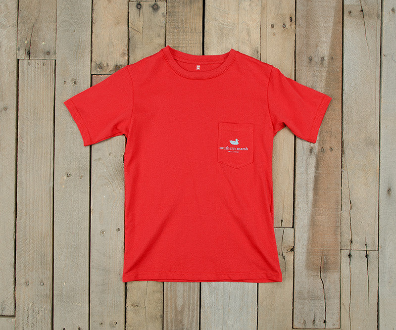 Youth Expedition Series Tee - Marlin