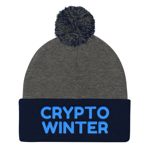 92b34a06da2 Crypto Winter Puff Ball Hat - EBGM ...