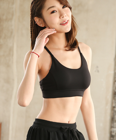 Racerback Wireless High Impact Sports Bra ISB151-1