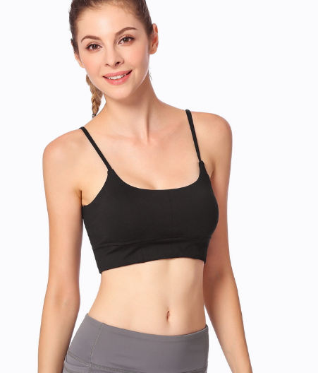 Racerback Wireless Training High Impact Sports Bra ISB155-1