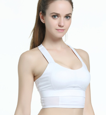 Racerback Wireless Training High Impact Sports Bra ISB159-1