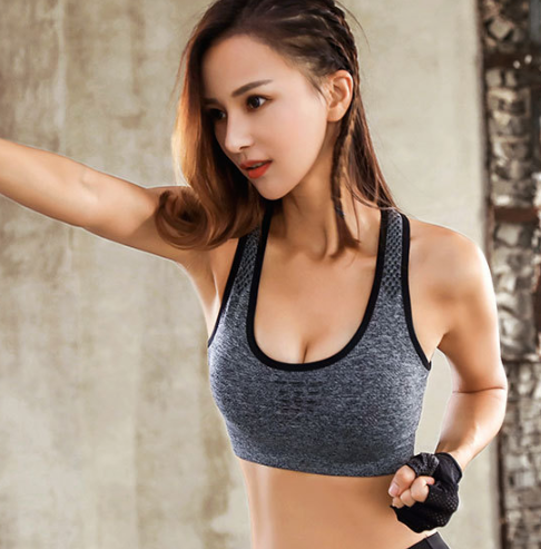 Racerback Wireless High Impact Sports Bra ISB171-1