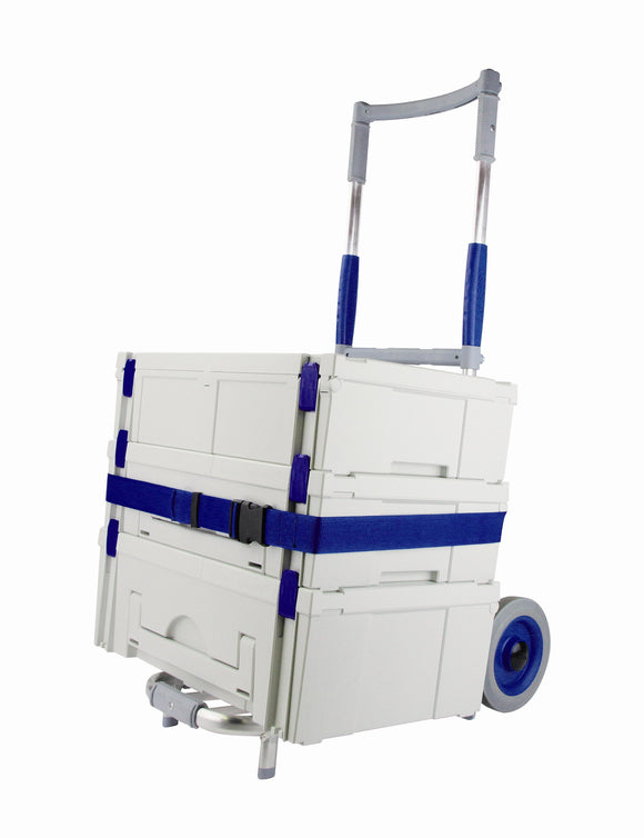 Storage Box Folding Trolly
