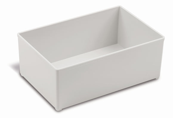 Storage Box Insert Box Light Grey