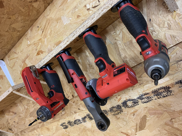 StealthMounts Milwaukee M12 Tool Mounts