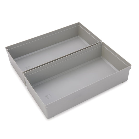 Tanos - 150mm x 300mm Insert Box Set, 2 pc, for systainer³ M89 or L89 Organizers