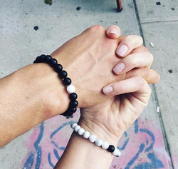 Distance Bracelet For Couples - Urban Melon