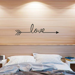 Love Arrow Wall Sticker - Urban Melon