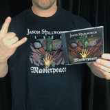 Masterpeace CD and T-shirt bundle | Jason Stallworth | Power Metal Music