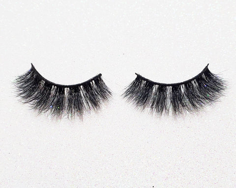 """Doll Look"" - Diamond Lash Premium Mink 3D Lashes - Where to Buy Dancewear SM Dance Fashion Competition Outfit Costume"