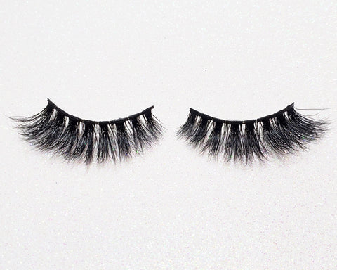 """Baby Doll"" - Diamond Lash Premium Mink 3D Lashes - Where to Buy Dancewear SM Dance Fashion Competition Outfit Costume"