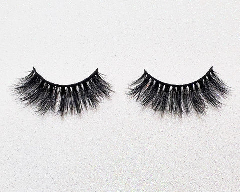 """Porcelain Doll"" - Diamond Lash Premium Mink 3D Lashes - Where to Buy Dancewear SM Dance Fashion Competition Outfit Costume"