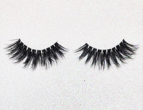 """Diva"" - Diamond Lash Premium Mink 3D Lashes - Where to Buy Dancewear SM Dance Fashion Competition Outfit Costume"