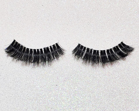"""Stunning Beauty"" - Diamond Lash Premium Mink 3D Lashes - Where to Buy Dancewear SM Dance Fashion Competition Outfit Costume"
