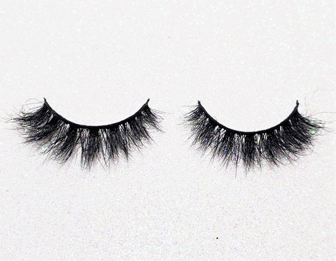 """Natural Cutie"" - Diamond Lash Premium Mink 3D Lashes - Where to Buy Dancewear SM Dance Fashion Competition Outfit Costume"