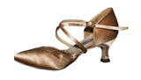 AIDA Eva Slim Heel-Side View | SM Dance Fashion