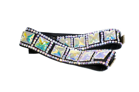 Dazzling Slim Square Crystal Belt - Where to Buy Dancewear SM Dance Fashion Competition Outfit Costume