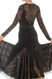Long Sleeve Lace Bodysuit - Where to Buy Dancewear SM Dance Fashion Competition Outfit Costume