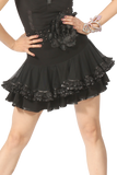 Bow Tale Latin & Rythm Skirt
