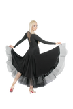 Crinoline Hem Ballroom & Smooth Skirt