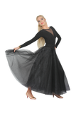 Gored Ballroom Skirt