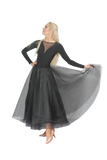 Gored Ballroom Skirt - Where to Buy Dancewear SM Dance Fashion Competition Outfit Costume