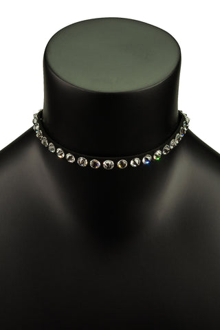 Crystallized Choker Necklace - Where to Buy Dancewear SM Dance Fashion Competition Outfit Costume