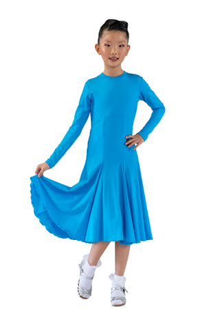 Girls Ballroom Dress - Where to Buy Dancewear SM Dance Fashion Competition Outfit Costume