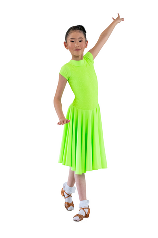 Girl's Dance Performance Dress - Where to Buy Dancewear SM Dance Fashion Competition Outfit Costume