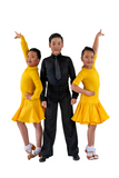 Boy's Ballroom & Latin Trousers - Where to Buy Dancewear SM Dance Fashion Competition Outfit Costume