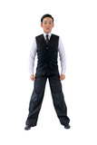 Boy's Ballroom Vest - Where to Buy Dancewear SM Dance Fashion Competition Outfit Costume