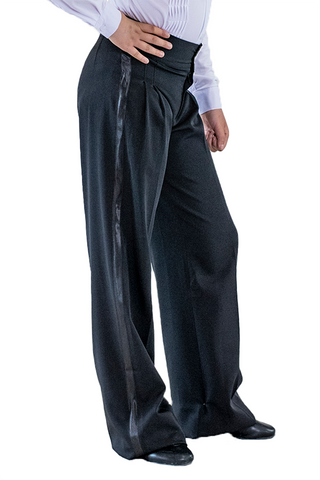 Boy's Ballroom & Latin Trousers | SM Dance Fashion