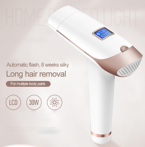 2 in 1 Laser Permanent Hair Removal Epilator