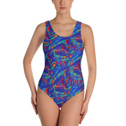 Folic Acid One-Piece Swimsuit