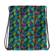Marijuana Drawstring Bag