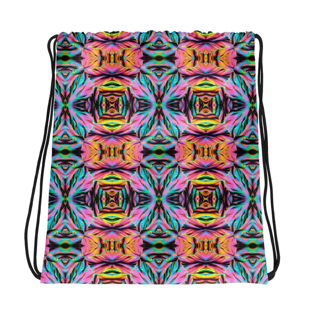 Dopamine Drawstring bag