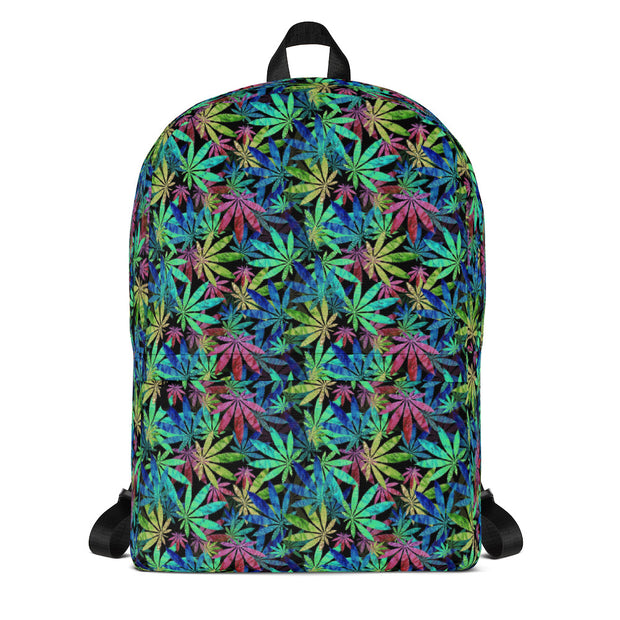 Marijuana Backpack
