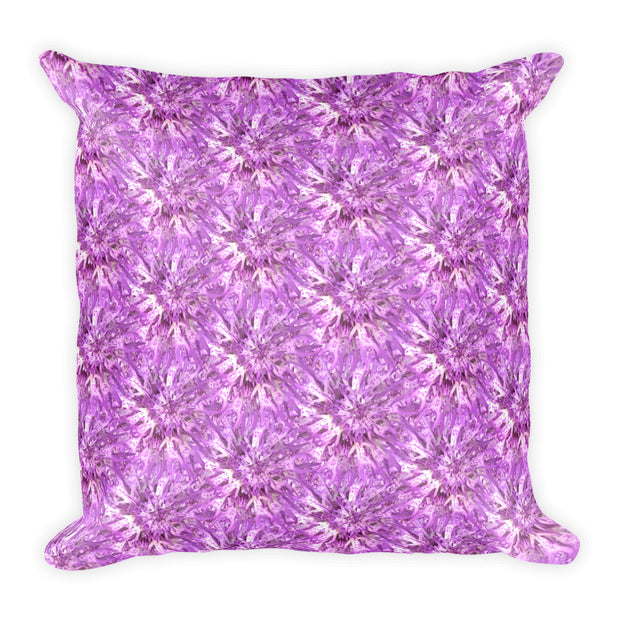 Orchis Italica Square Pillow