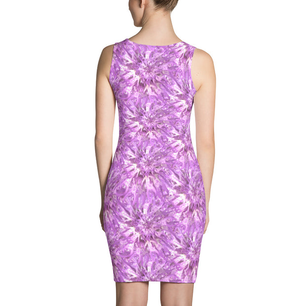 Orchis Italica Dress