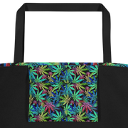 Marijuana Beach Bag