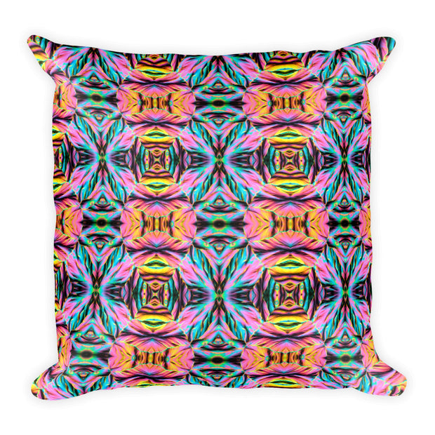 Dopamine Square Pillow