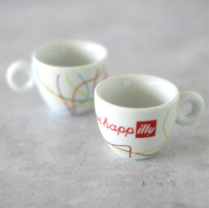 illy livehappilly 12 espressokopper