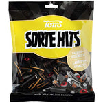 Sorte Hits Licorice (200g)
