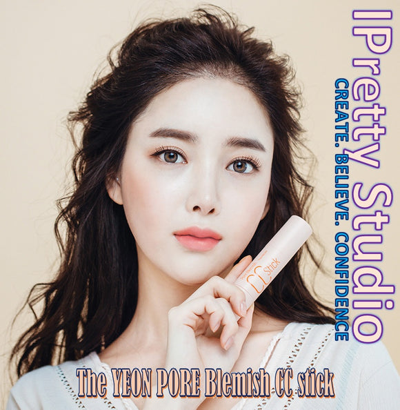 The YEON Pore Blemish CC Stick